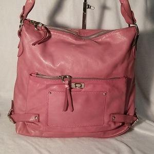 Laura Di Maggio leather bag. Made in Italy.